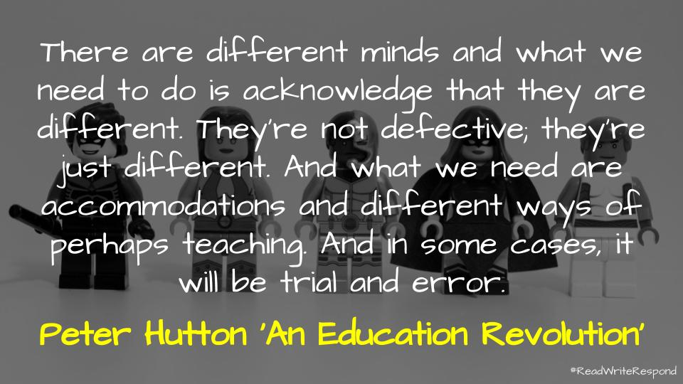 📓 Peter Hutton and the EdRevolution