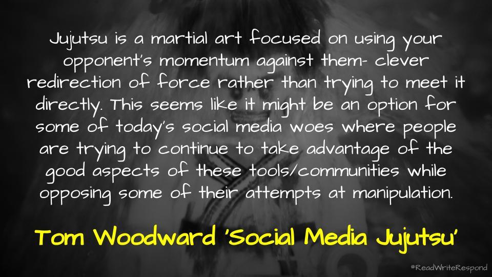 📑 Social Media Jujutsu