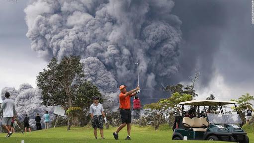 📑 Hawaii's Kilauea has been simmering safely