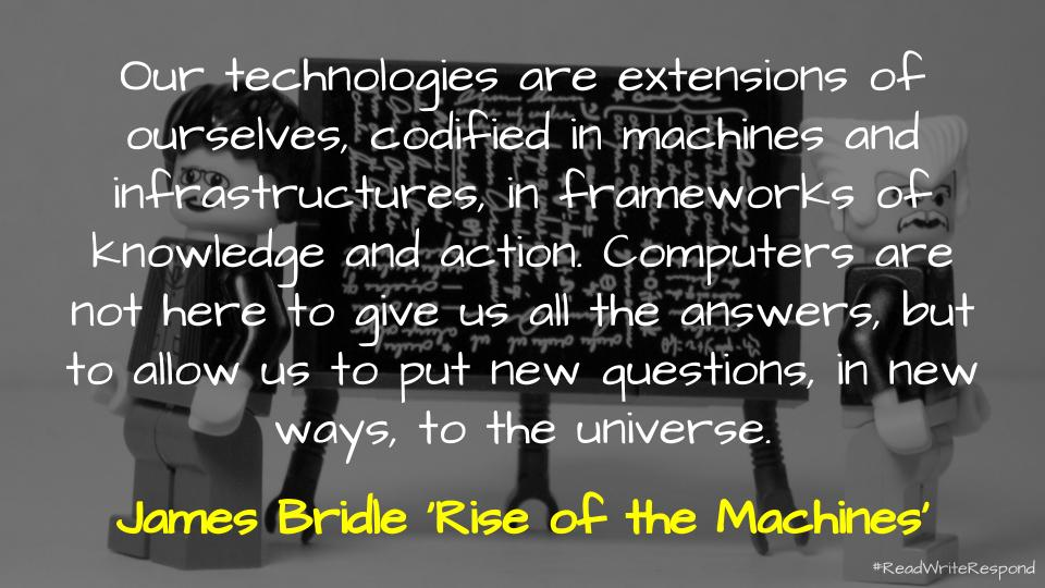 📑 Rise of the machines: has technology evolved beyond our control?