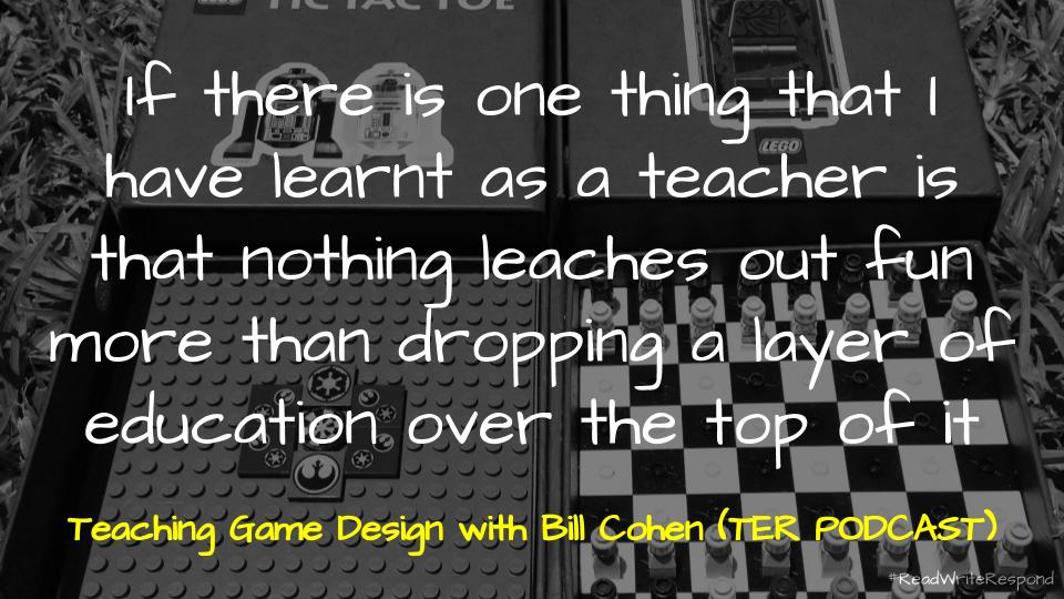 Bill Cohen on Authentic Learning